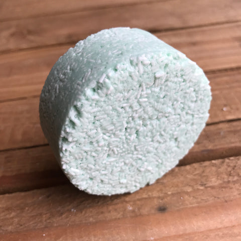 Citrus & Basil shampoo bar