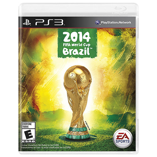 2014 FIFA World Cup Brazil - PS3 - Nuevo Y Sellado