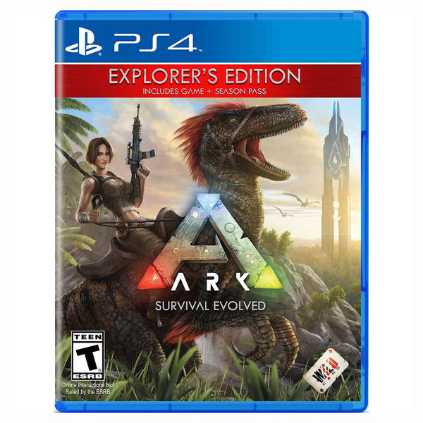 ARK: Survival Evolved Explorer's Edition - PS4