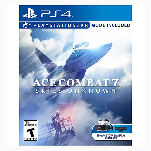 Ace Combat 7 Skies Unknown - PS4 - Nuevo y Sellado