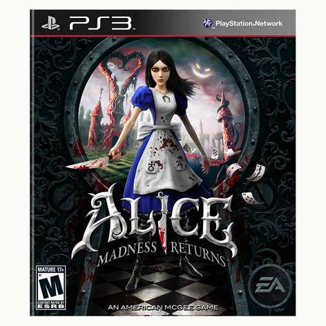 Alice: Madness Returns - PS3