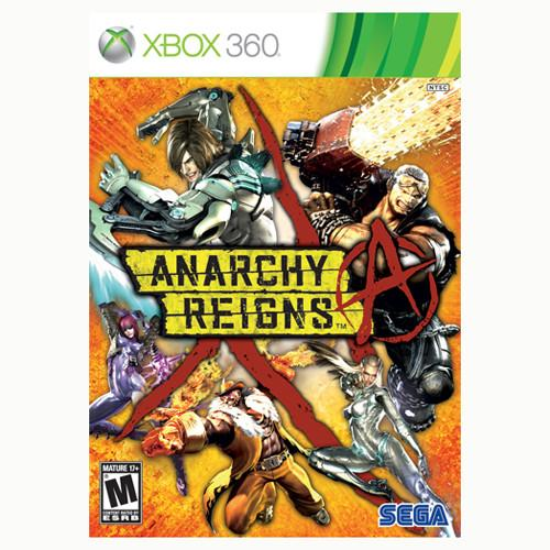 Anarchy Reigns - 360 - Nuevo Y Sellado