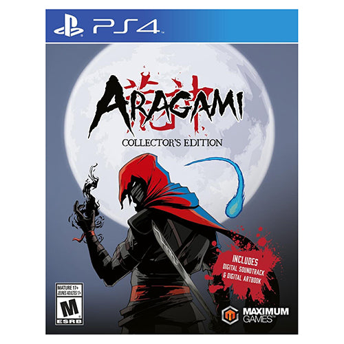 Aragami: Collector's Edition - Playstation 4