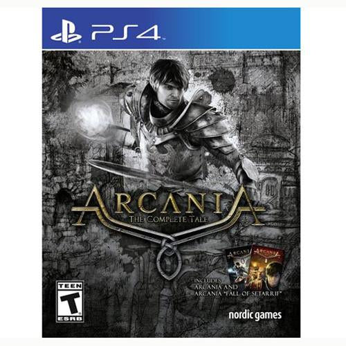 Arcania The Complete Tale - PS4
