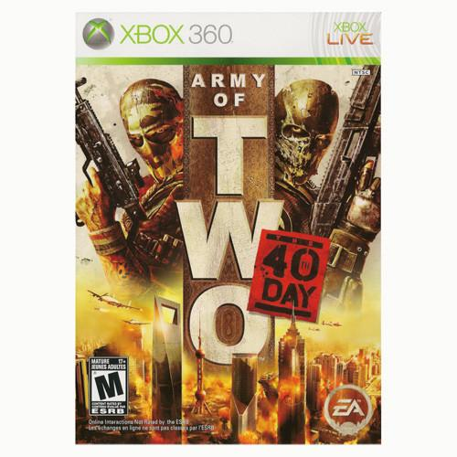 Army of Two: The 40th Day - 360