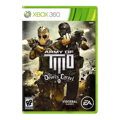 Army of Two: The Devil's Cartel - 360 - Nuevo Y Sellado