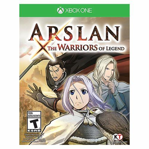 Arslan: The Warriors of Legend - XBONE