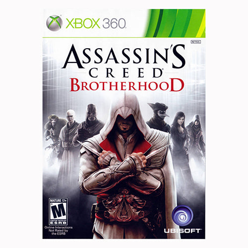 Assassin's Creed: Brotherhood - 360