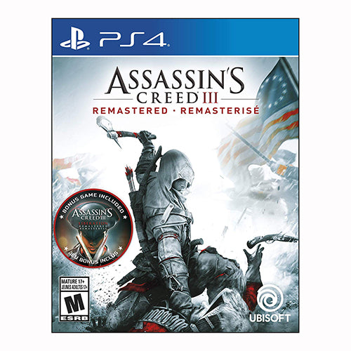Assassin's Creed 3: Remastered - Playstation 4
