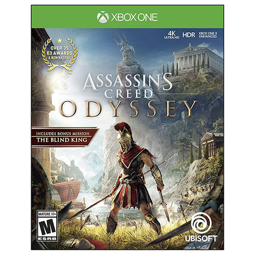 Assassin's Creed: Odyssey - XBONE