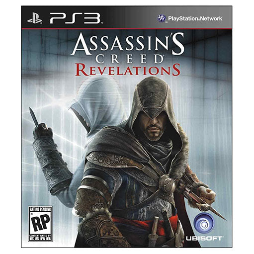 Assassin's Creed: Revelations - PS3 - Nuevo Y Sellado