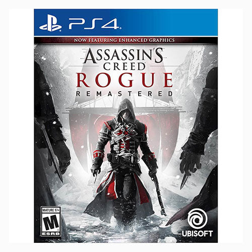 Assassin's Creed: Rogue - Remastered - PS4 - Nuevo y Sellado
