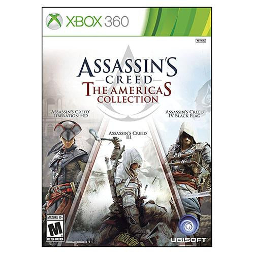 Assassin's Creed: The Americas Collection - 360