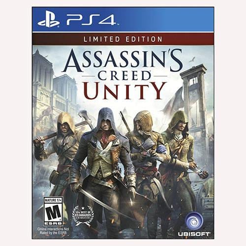 Assassin's Creed: Unity - Limited Edition - PS4