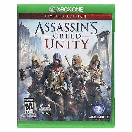 Assassin's Creed: Unity - Limited Edition - XBOX ONE