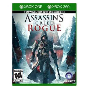 Assassin's Creed: Rogue - XBONE/360