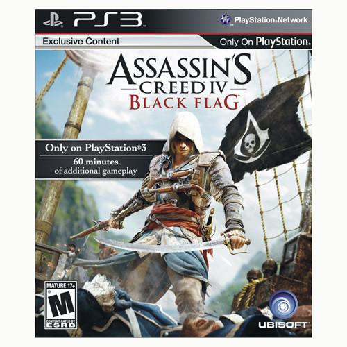 Assassin's Creed IV: Black Flag - PS3