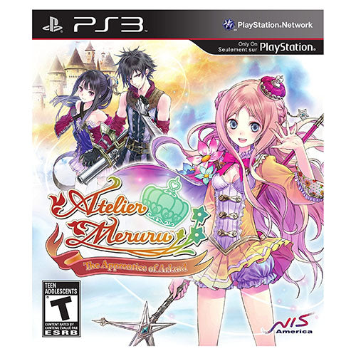 Atelier Meruru: The Apprentice of Arland - PS3