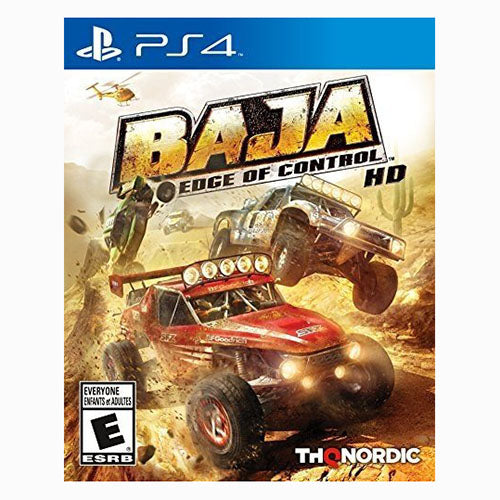 Baja: Edge of Control HD - PS4 - Nuevo y Sellado