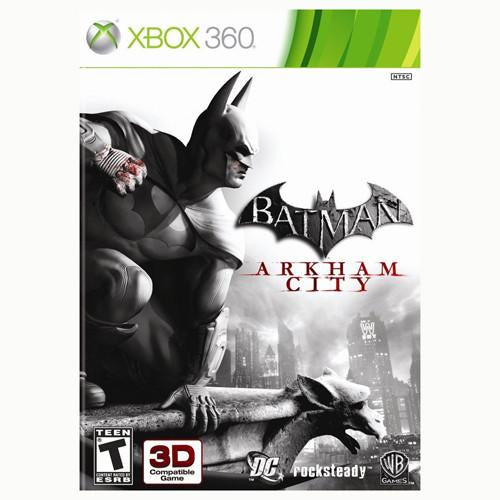 Batman: Arkham City - 360 - Nuevo Y Sellado