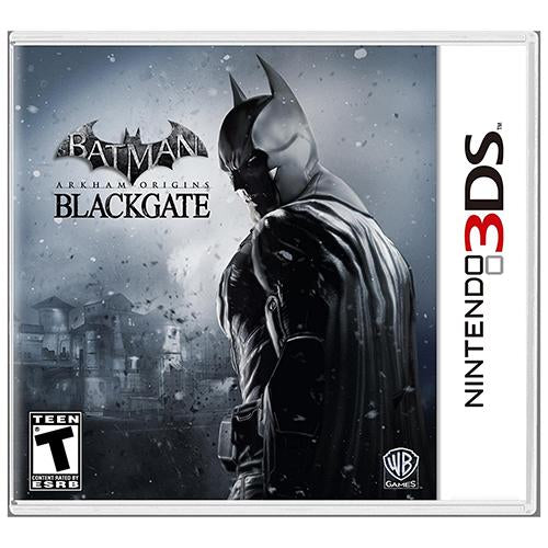 Batman: Arkham Origins Blackgate - 3DS