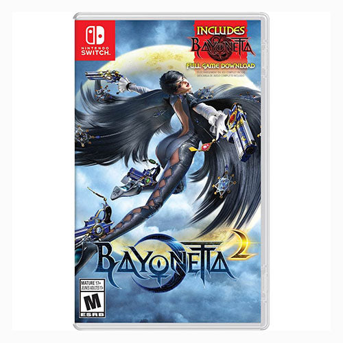 Bayonetta 2 - Switch