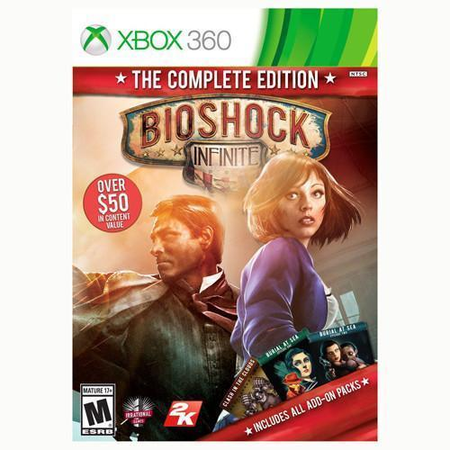 BioShock Infinite - The Complete Edition - 360 - Nuevo Y Sellado