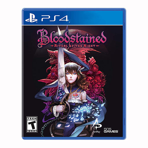 Bloodstained: Ritual of the Night - PS4 - Nuevo y Sellado