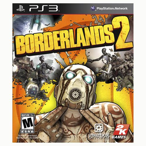 Borderlands 2 - PS3 - Nuevo Y Sellado