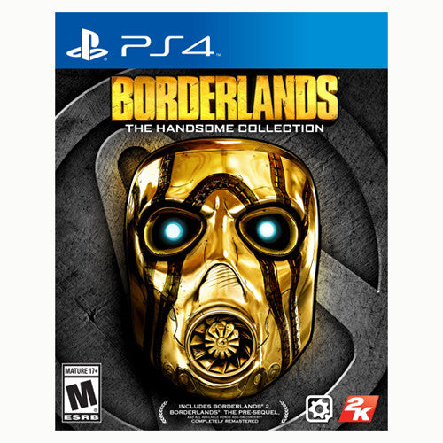 Borderlands The Handsome Collection - PS4 - Nuevo y Sellado