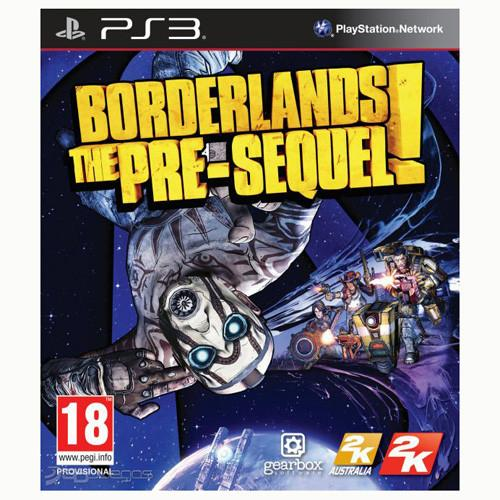 Borderlands: The Pre-Sequel! - PS3 - Nuevo Y Sellado
