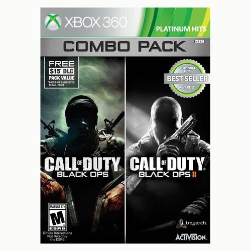 Call of Duty: Black Ops Combo Pack - 360