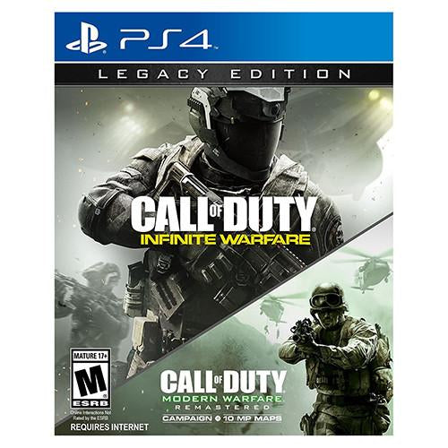 Call of Duty: Infinite Warfare - Legacy Edition - PS4