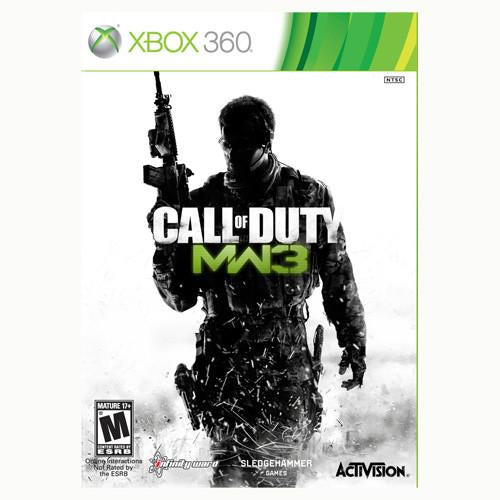 Call of Duty: Modern Warfare 3 - 360