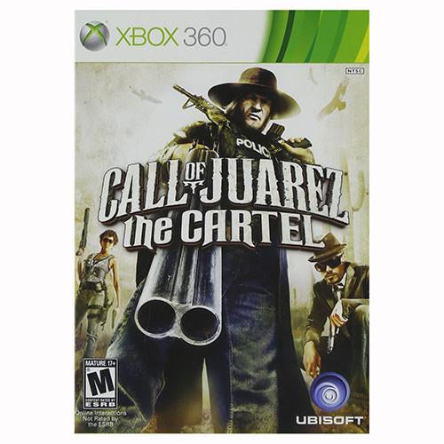 Call Of Juarez: The Cartel - 360 - Nuevo Y Sellado