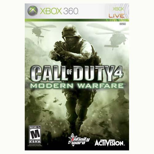 Call of Duty 4: Modern Warfare - 360