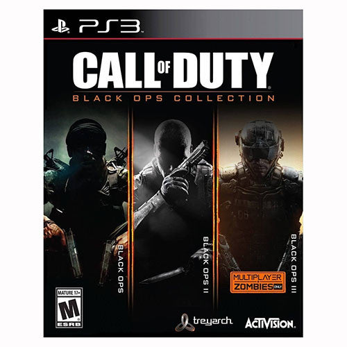 Call of Duty: Black Ops Collection - PS3 - Nuevo Y Sellado