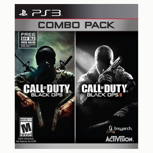 Call of Duty: Black Ops Combo Pack - PS3 - Nuevo Y Sellado