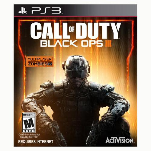 Call of Duty: Black Ops III - PS3 - Nuevo Y Sellado