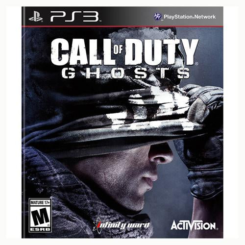 Call of Duty: Ghosts - PS3 - Nuevo Y Sellado
