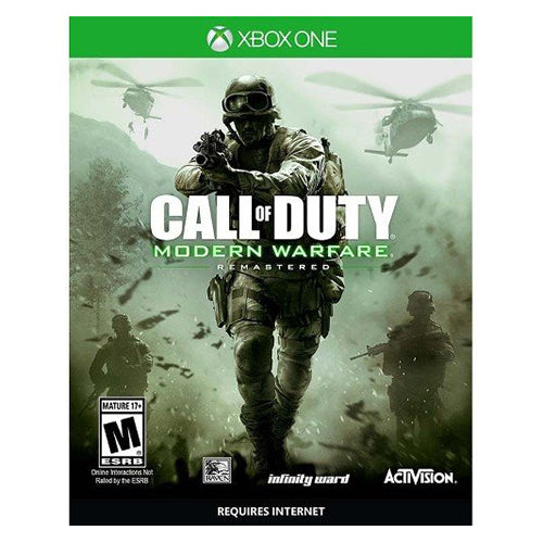 Call of Duty: Modern Warfare Remastered - XBONE