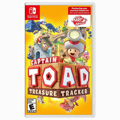 Captain Toad: Treasure Tracker - Switch