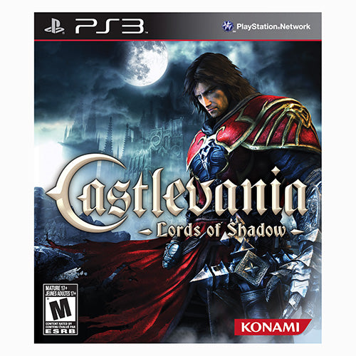 Castlevania: Lords of Shadow - PS3