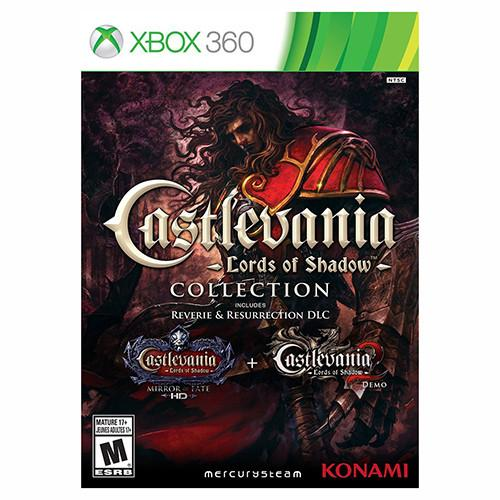 Castlevania: Lords of Shadow - Collection - 360 - Nuevo Y Sellado
