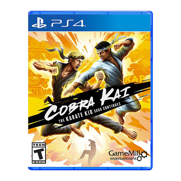 Cobra Kai The Karate Kid Saga Continues - Playstation 4