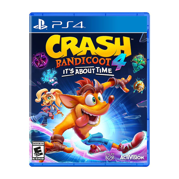 Crash Bandicoot 4 It's About Time - Playstation 4