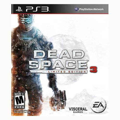Dead Space 3 - Limited Edition - PS3 - Nuevo Y Sellado