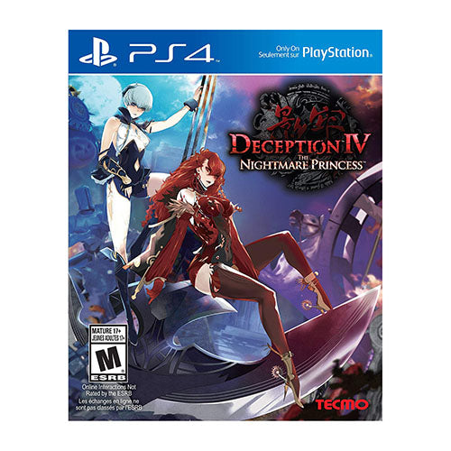 Deception 4 The Nightmare Princess - Playstation 4