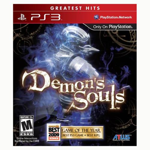 Demon's Souls - PS3 - Nuevo Y Sellado
