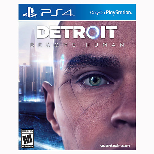 Detroit Become Human - PS4 - Nuevo y Sellado